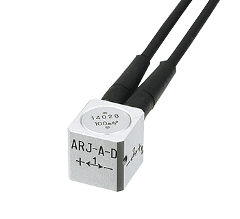 ARJ-A-D High response Bi-axial Acceleration Transducer