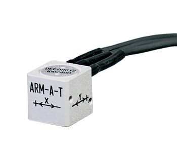ARM-A-T Small Tri-axial Acceleration Transducer