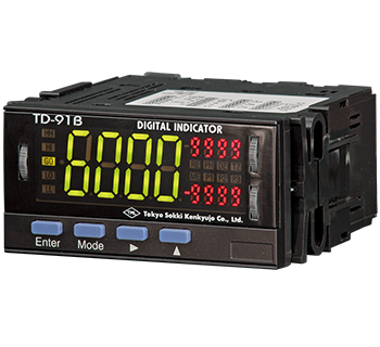 Instrumentation Digital Indicator TD-91B / TD-91BB