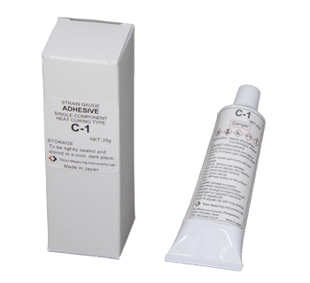 C-1 adhesives(Long-term measurement, Transducer-specific)